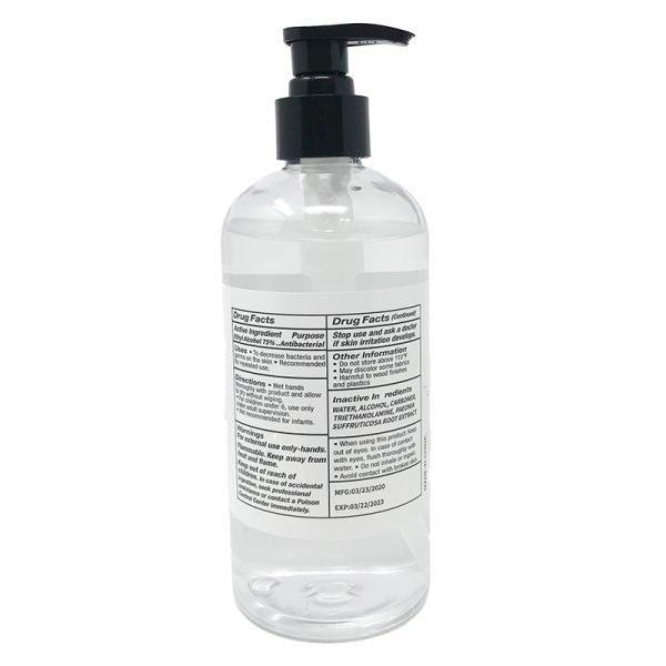 hand sanitizer las vegas