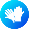 nitrile glove supplier icon