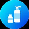 sanitizer bottle icon