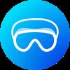 goggle supplier icon
