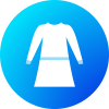 isolation gown supplier icon